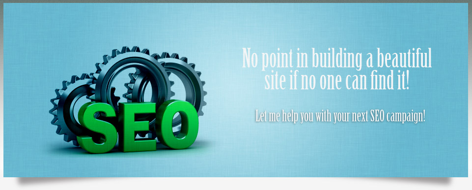 Let me handle your next SEO campaign